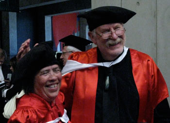 2008, Honorary Doctorate of Music