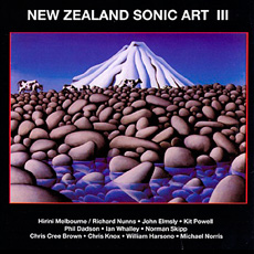 New Zealand Sonic Art Vol. III