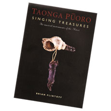 Taonga Püoro — Singing Treasures; the book